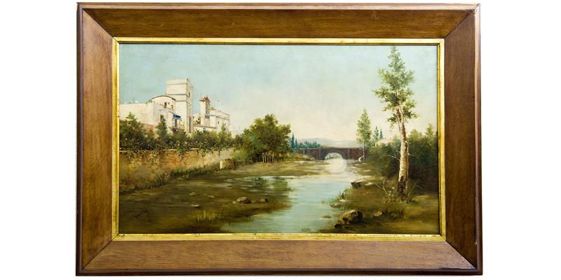 Pinturas Siglo XIX