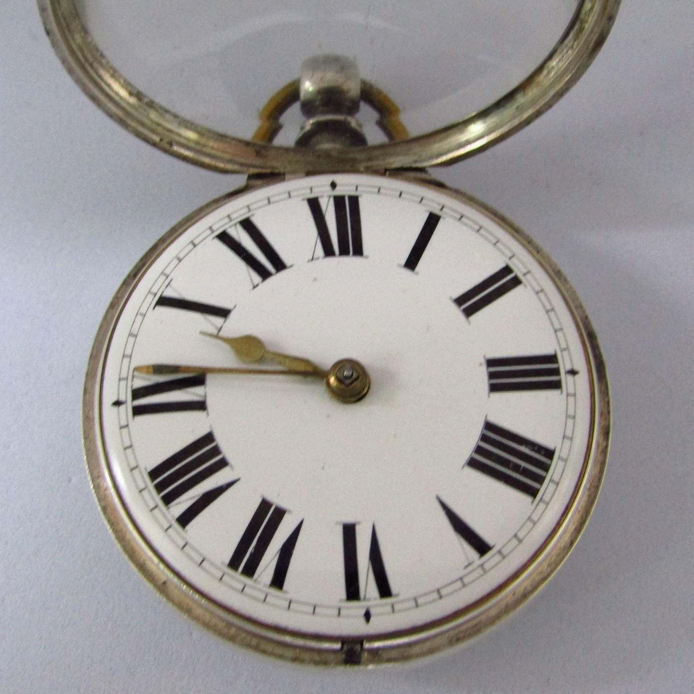 DAVEY & SONS (Londres, 1851). Reloj de Bolsillo Lepine, Verge Fusee (Catalino).