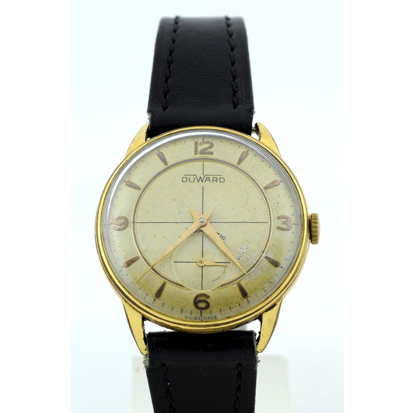 DUWARD. Reloj para dama-cadete de pulsera. Ca. 1960.