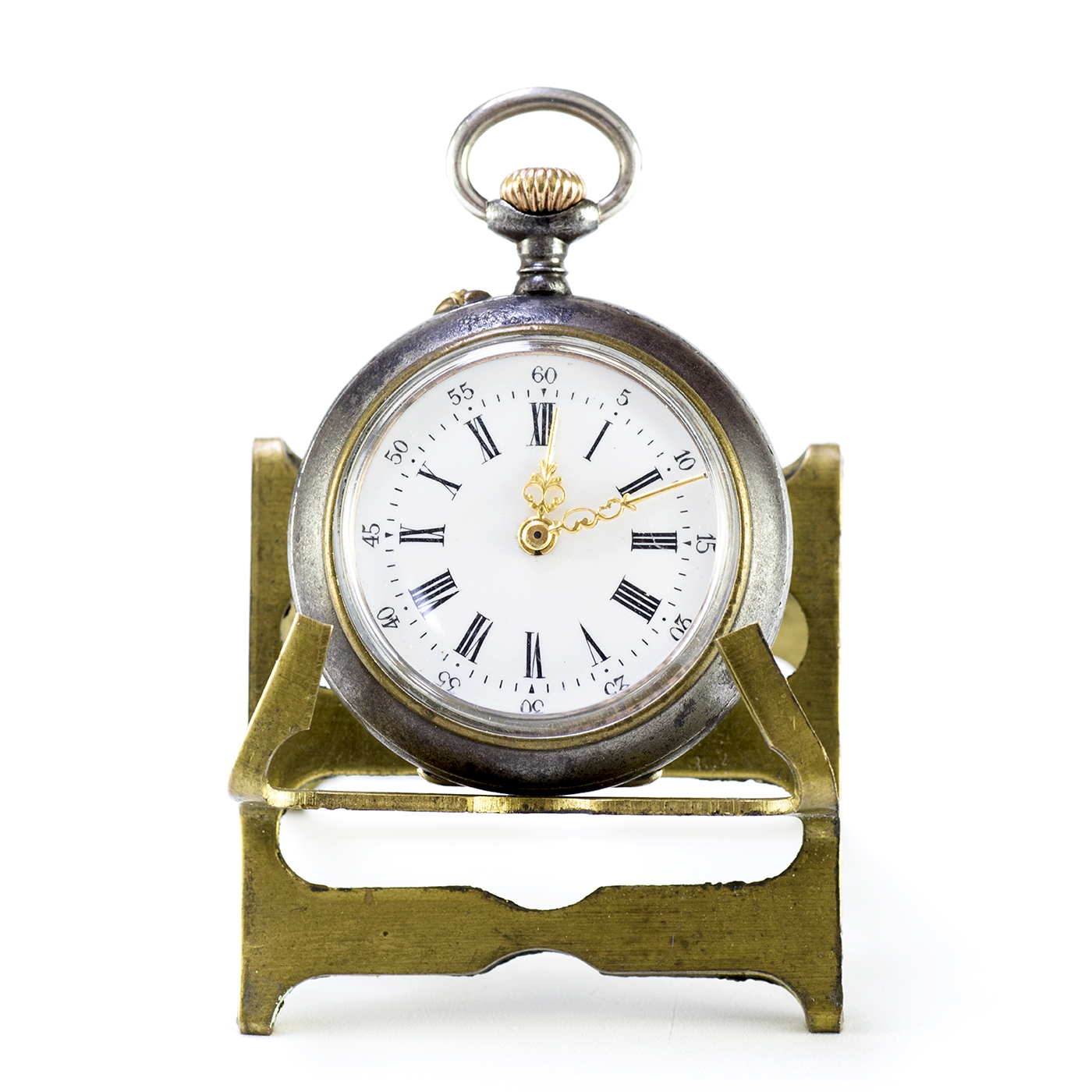 ETERNA. Schild Fréres & Co. (PROT) Reloj de colgar, lepine y remontoir. Suiza, ca. 1900
