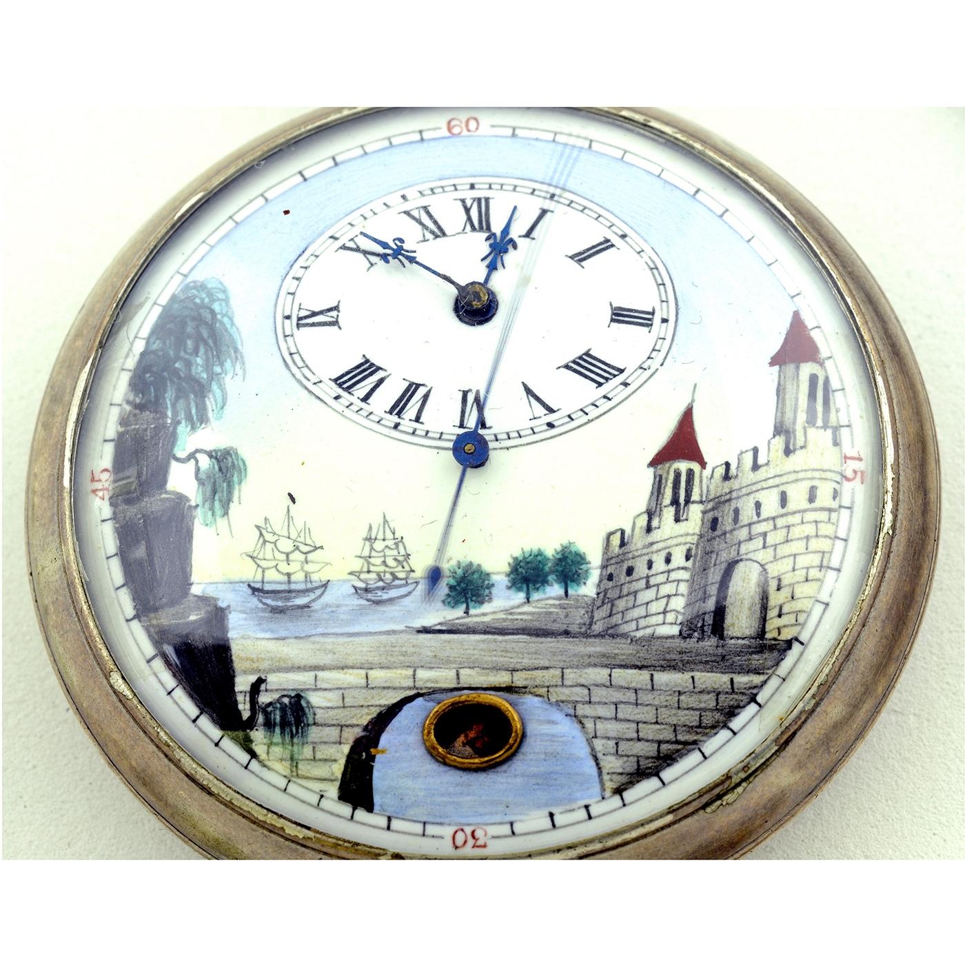 Reloj 1850 De DuplexCirca1810 Bolsillo Alta ColecciónChinesseEscape GUzMVpqS