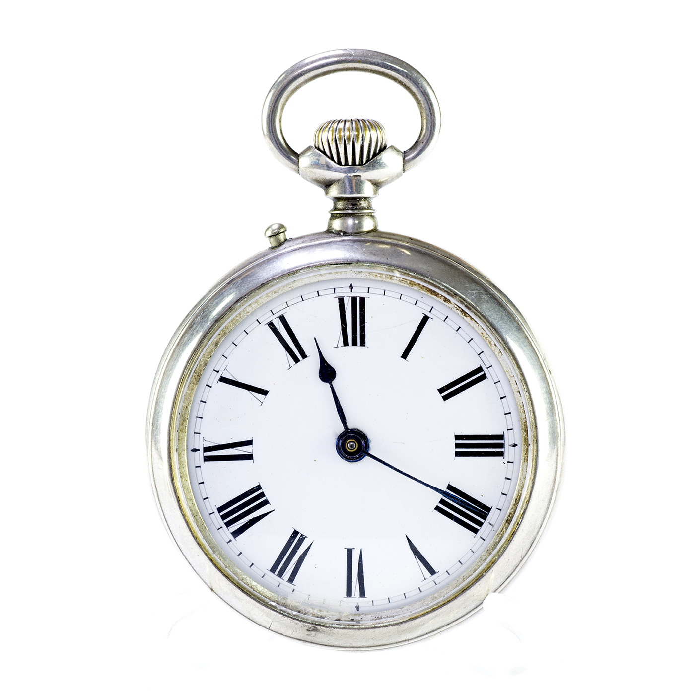 envío directo más baratas bebé ROSKOPF. Reloj de bolsillo, lepine y remontoir. Suiza. Ca. 1895.
