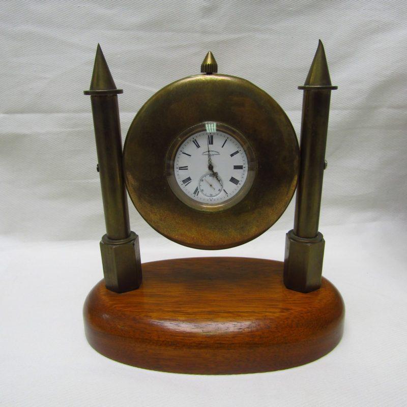 VACHERON CONSTANTIN. Chronometre Royal. Reloj de sobremesa.