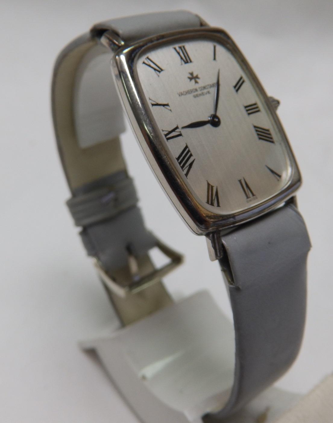 Vacheron Constantin. Reloj de Pulsera de caballero. Ca. 1955