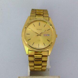SEIKO QUARTZ 5Y23-8C4LR. Reloj de pulsera para caballero. Japón, ca. 1990.